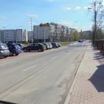 Białystok, fragment ul. Bacieczki